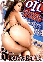 Oil Covered Asses 01