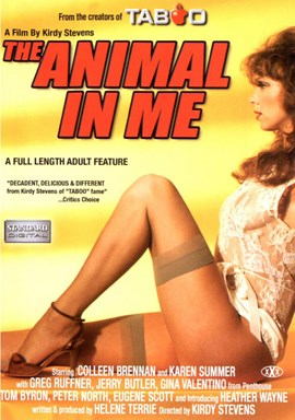 Rent Animal in Me, The DVD