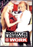 Horny Lesbians @ Work 01