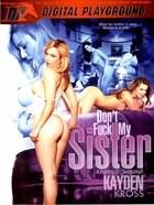 Don't Fuck My Sister (Blu-Ray)