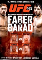 UFC 149: Faber Vs Barao (Disc 01) Front Cover
