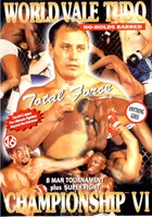 World Vale Tudo Championship 06 Front Cover