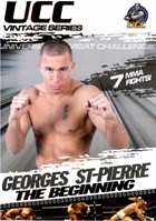 George St-Pierre: The Beginning Front Cover
