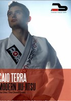 Caio Terra Modern Jiu-Jitsu 01: The Closed Guard Front Cover