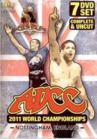 ADCC 2011 (Disc 01): Under 65kg Front Cover