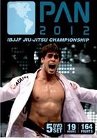 2012 Pan Jiu-Jitsu Championships (Disc 01) Front Cover