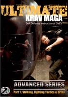 Ultimate Krav Maga Advanced Series Part 1 (Disc 1) Front Cover