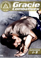 Gracie Combatives 01 Front Cover