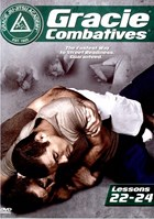 Gracie Combatives 08 Front Cover