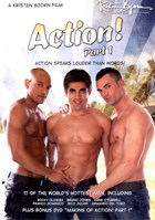 Action! 01 Front Cover