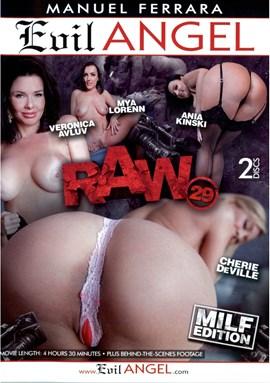 Rent Manuel Ferrara's Raw 29 (Disc 1) DVD