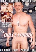 Bulletproof 03 Front Cover