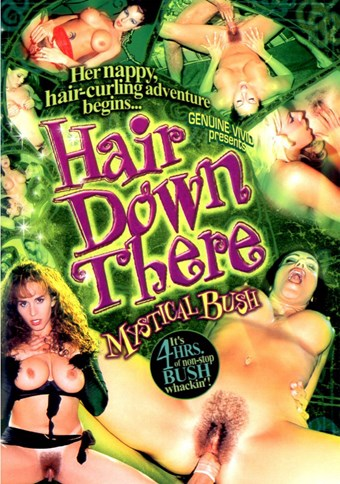 Rent Hair Down There DVD