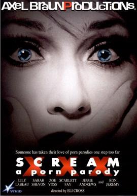 Rent Scream XXX: A Porn Parody DVD