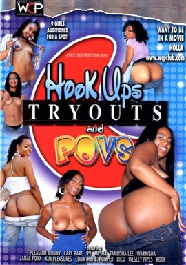 Rent Hook Ups, Tryouts and POVs DVD