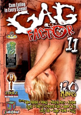 Rent Gag Factor 11 DVD