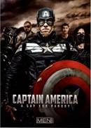 Captain America: A Gay XXX Parody