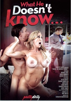 Rent What He Doesn't Know DVD