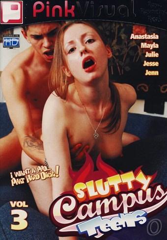 Rent Slutty Campus Teens 03 DVD