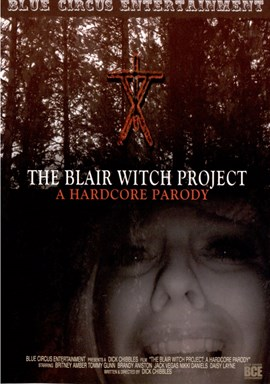 Rent The Blair Witch Project: A Hardcore Parody DVD