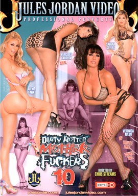 Rent Dirty Rotten Mother Fuckers 10 DVD