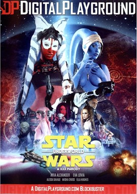 Rent Star Wars Underworld: A XXX Parody DVD