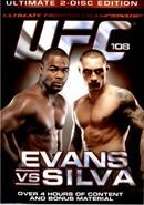UFC 108: Evans Vs Silva (Disc 01)