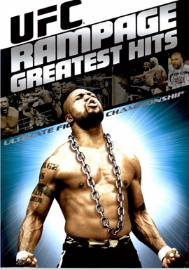 Rent UFC: Rampage Greatest Hits DVD