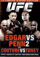 UFC 118: Edgar Vs Penn (Disc 01)
