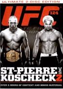UFC 124: St. Pierre Vs Koscheck (Disc 01)