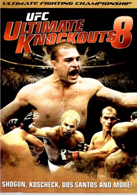 Rent UFC: Ultimate Knockouts 08 DVD