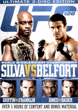 Rent UFC 126: Silva Vs Belfort (Disc 01) DVD