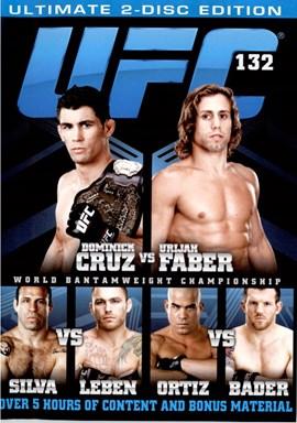 Rent UFC 132: Cruz Vs Faber (Disc 01) DVD