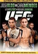 UFC 142: Aldo Vs Mendes (Disc 01)