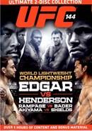 UFC 144: Edgar Vs Henderson (Disc 01)
