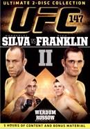 UFC 147: Silva Vs Franklin (Disc 01)