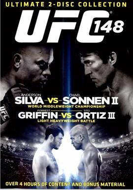 Rent UFC 148: Silva Vs Sonnen II (Disc 01) DVD