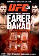UFC 149: Faber Vs Barao (Disc 01)