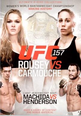 Rent UFC 157: Rousey Vs Carmouche (Disc 01) DVD