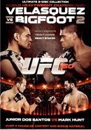 UFC 160: Velasquez Vs Bigfoot 02 (Disc 01)