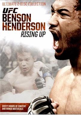 Rent UFC: Benson Henderson Rising Up (Disc 01) DVD