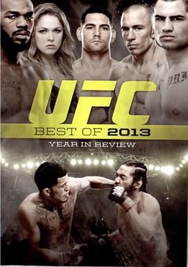Rent UFC Best of 2013 DVD