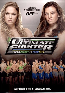 Rent UFC: The Ultimate Fighter 18 (Disc 01) DVD
