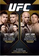 UFC 185 Main Card: Pettis Vs Dos Anjos