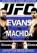 UFC 98: Evans vs Machida (Disc 01)