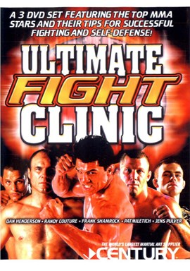 Rent Ultimate Fighting Clinic (Disc 01) DVD