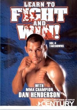 Rent Dan Henderson Learn To Fight and Win! 04 DVD
