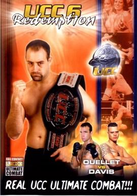 Rent UCC 06: Redemption DVD