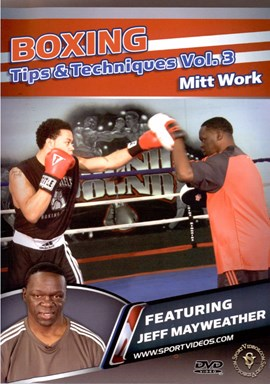 Rent Boxing Tips and Techniques 03: Mitt Work DVD
