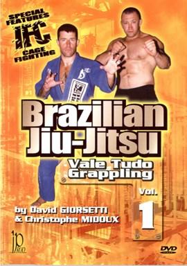 Rent Brazilian Jiu-Jitsu Vale Tudo Grappling 01 DVD